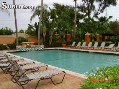 Image 3 furnished 2 bedroom Townhouse for rent in Boca Raton, Ft Lauderdale Area