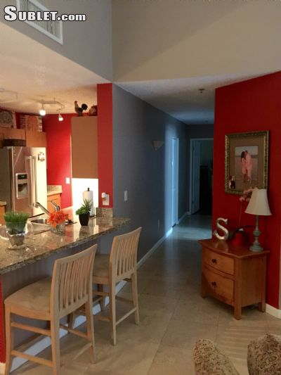 Image 5 furnished 2 bedroom Townhouse for rent in Boca Raton, Ft Lauderdale Area