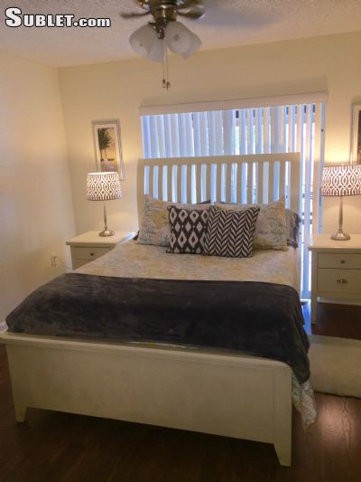 Image 6 furnished 2 bedroom Townhouse for rent in Boca Raton, Ft Lauderdale Area