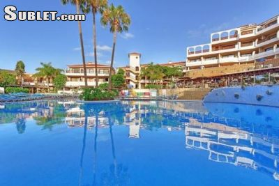 Image 1 furnished 2 bedroom Apartment for rent in Adeje, Tenerife Island