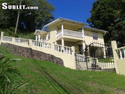 Image 1 furnished 3 bedroom House for rent in Castries, Saint Lucia