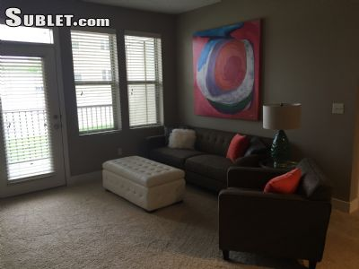 Image 1 furnished 2 bedroom Apartment for rent in West Des Moines, Des Moines Area