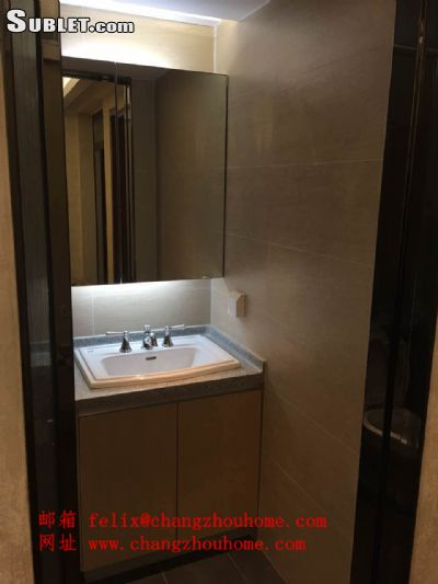 Image 2 furnished 1 bedroom Apartment for rent in Wujin, Changzhou