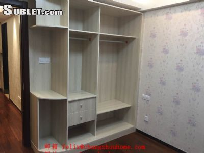 Image 3 furnished 1 bedroom Apartment for rent in Wujin, Changzhou