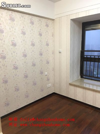 Image 6 furnished 1 bedroom Apartment for rent in Wujin, Changzhou