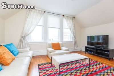 Image 2 furnished 4 bedroom Apartment for rent in Cole Valley, San Francisco