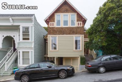 Image 9 furnished 4 bedroom Apartment for rent in Cole Valley, San Francisco