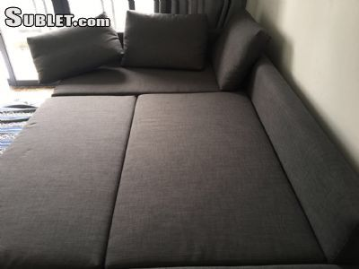 Image 6 furnished 1 bedroom Apartment for rent in Tianhe, Guangzhou