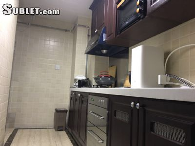 Image 8 furnished 1 bedroom Apartment for rent in Tianhe, Guangzhou