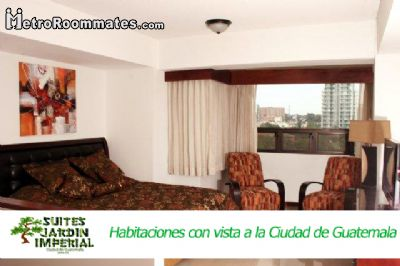 Image 1 Furnished room to rent in Guatemala City, Guatemala 1 bedroom Apartment