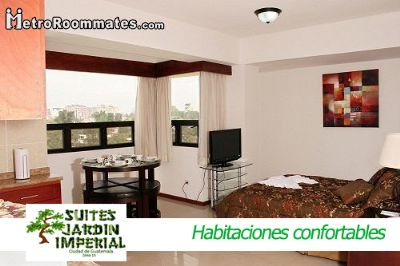 Image 2 Furnished room to rent in Guatemala City, Guatemala 1 bedroom Apartment