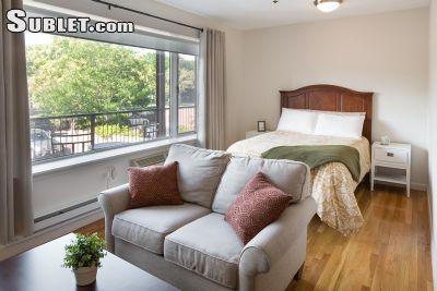 Image 4 furnished Studio bedroom Apartment for rent in Back Bay, Boston Area