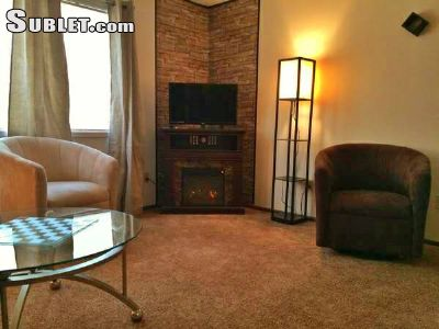 Image 1 furnished 1 bedroom Apartment for rent in Black Hawk (Waterloo), Northeast Iowa