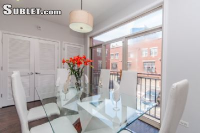 Image 5 furnished 2 bedroom Townhouse for rent in Near North, Downtown