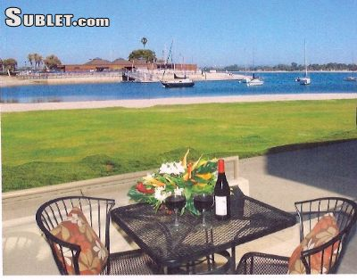 Image 4 furnished 2 bedroom Townhouse for rent in Mission Beach, Northern San Diego