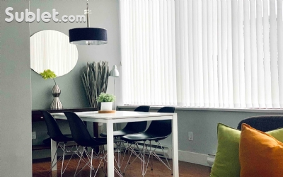 Image 3 furnished 1 bedroom Apartment for rent in Vancouver Downtown, Vancouver Area