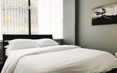 Image 5 furnished 1 bedroom Apartment for rent in Vancouver Downtown, Vancouver Area