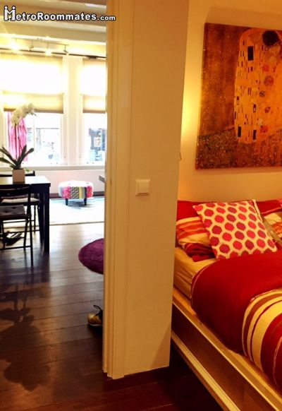 Image 6 Furnished room to rent in Centrum, Amsterdam Studio bedroom Apartment