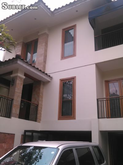 Image 1 unfurnished 5 bedroom House for rent in South Jakarta, Jakarta