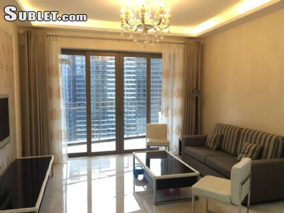 Image 1 furnished 2 bedroom Apartment for rent in Tianhe, Guangzhou