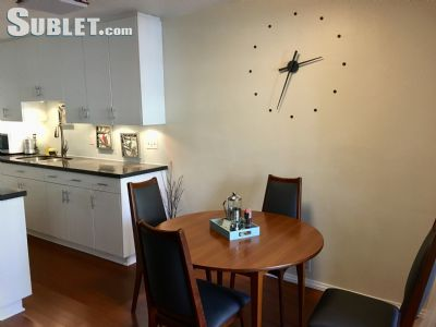 Image 3 furnished 1 bedroom Apartment for rent in Pacific Beach, Northern San Diego