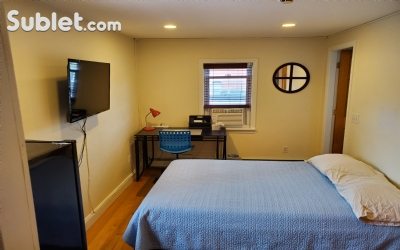 Image 2 furnished Studio bedroom Hotel or B&B for rent in Cambridge, Boston Area