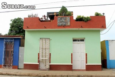 Image 1 Furnished room to rent in Trinidad, Sancti Spiritus 3 bedroom Hotel or B&B