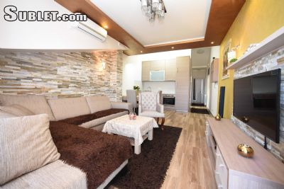 Image 2 furnished 2 bedroom Apartment for rent in Tivat, South Montenegro
