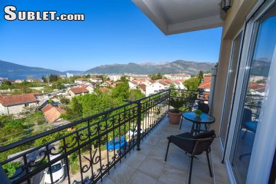 Image 9 furnished 2 bedroom Apartment for rent in Tivat, South Montenegro