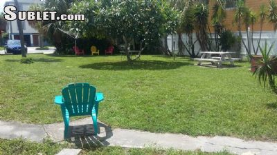 Image 5 furnished Studio bedroom Apartment for rent in Madeira Beach, Pinellas (St. Petersburg)