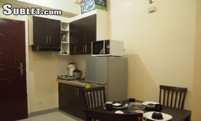 Image 7 furnished Studio bedroom Apartment for rent in Quezon City, National Capital