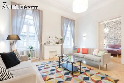 Image 1 furnished 2 bedroom Apartment for rent in District 7, Budapest
