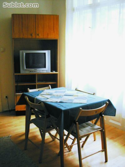 Image 2 furnished 1 bedroom Apartment for rent in District 7, Budapest