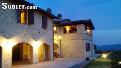 Image 1 furnished 4 bedroom Hotel or B&B for rent in Todi, Perugia