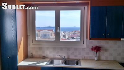 Image 2 furnished 2 bedroom Apartment for rent in Ermoupoli, Cyclades