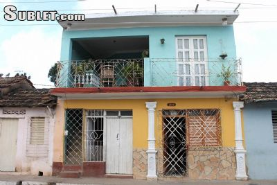 Image 1 Furnished room to rent in Trinidad, Sancti Spiritus 5 bedroom Hotel or B&B