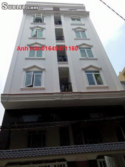 Image 2 furnished 1 bedroom Apartment for rent in Tan Binh, Ho Chi Minh City