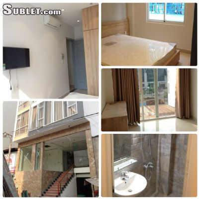 Image 1 furnished Studio bedroom Apartment for rent in District 10, Ho Chi Minh City