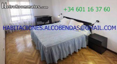 510 room for rent Alcobendas Alta del Manzanares, Madrid