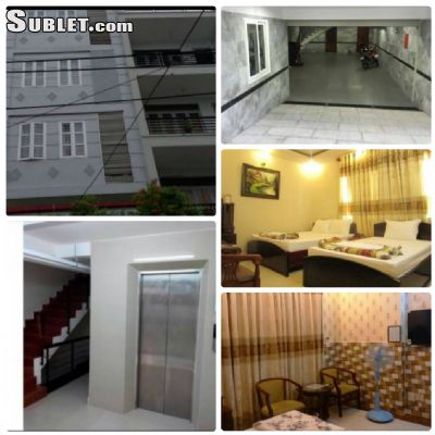 Image 1 furnished Studio bedroom Apartment for rent in Binh Thanh, Ho Chi Minh City