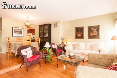 Image 1 furnished 3 bedroom Townhouse for rent in Fairfax, DC Metro