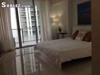 Image 10 furnished Studio bedroom Apartment for rent in Downtown, Miami Area