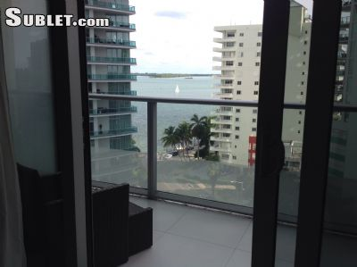 Image 3 furnished Studio bedroom Apartment for rent in Downtown, Miami Area