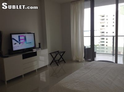 Image 7 furnished Studio bedroom Apartment for rent in Downtown, Miami Area