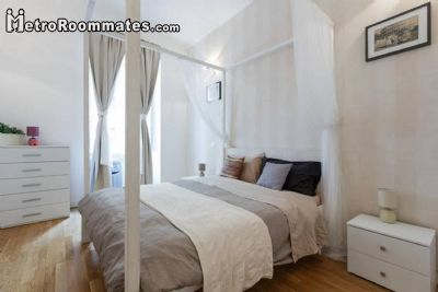 Image 2 Furnished room to rent in Prati, Roma (City) 2 bedroom Apartment