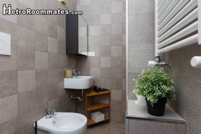 Image 7 Furnished room to rent in Prati, Roma (City) 2 bedroom Apartment