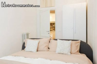 Image 8 Furnished room to rent in Prati, Roma (City) 2 bedroom Apartment