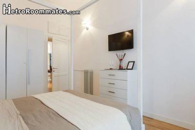 Image 9 Furnished room to rent in Prati, Roma (City) 2 bedroom Apartment