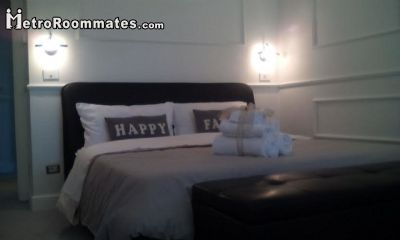 Image 1 Furnished room to rent in Prati, Roma (City) 1 bedroom Apartment