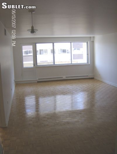 Image 1 unfurnished 1 bedroom Apartment for rent in Downtown, Montreal